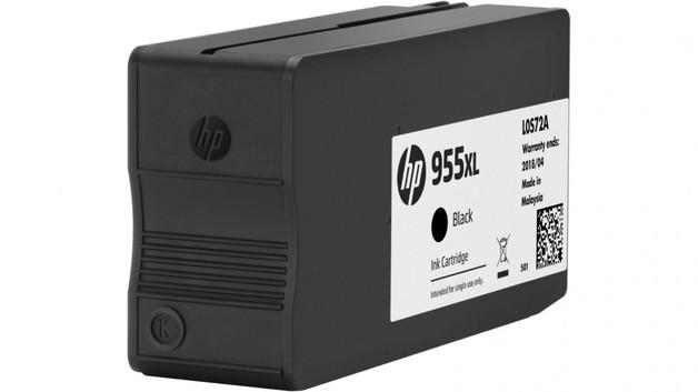HP 955XL High Yield Ink Cartridge - Black