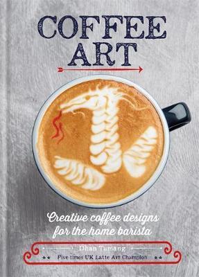Coffee Art by Dhan Tamang