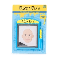 Magnetic Fuzzy Face - Assorted Designs image