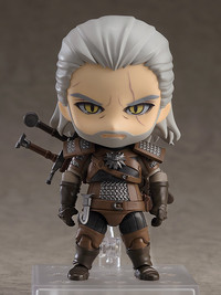 The Witcher: Nendoroid Geralt - Articulated Figure