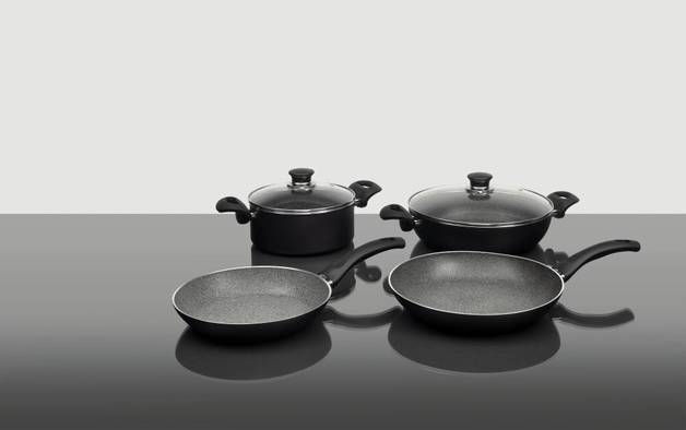 Ballarini Bologna Cookware Starter Set 4pcs
