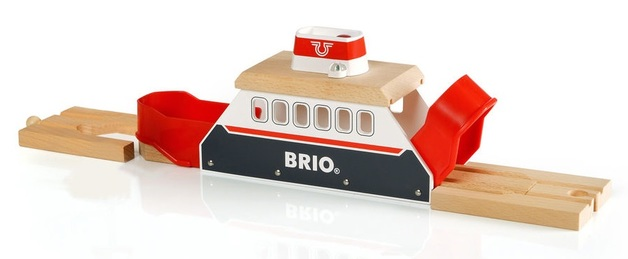 Brio: Railway - Ferry Ship