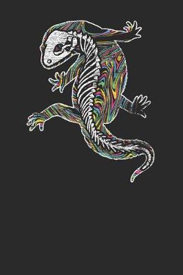 Gecko Skeleton by Gecko Publishing