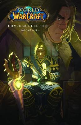 The World of Warcraft: Comic Collection by Blizzard Entertainment