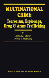 Multinational Crime by John M. Martin image