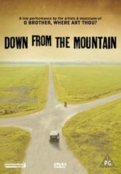 Down From The Mountain on DVD