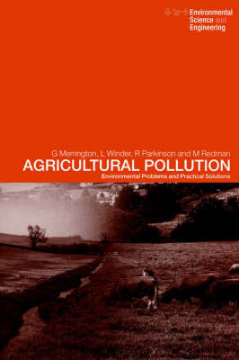 Agricultural Pollution by Graham Merrington