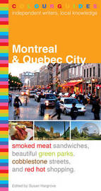 Montreal and Quebec City Colourguide by Melanie Grondin image