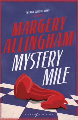 Mystery Mile by Margery Allingham image