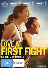 Love At First Fight on DVD