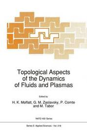 Topological Aspects of the Dynamics of Fluids and Plasmas