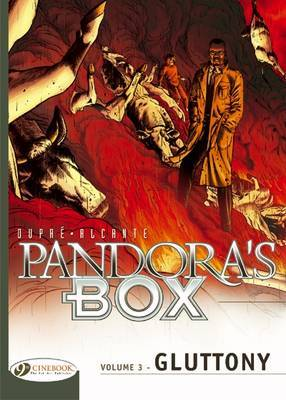 "Pandora's Box: v. 3 by ""Alcante"""