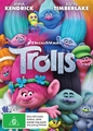 Trolls on DVD