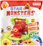 Star Monsters: Series 1 Mini Capsule (2pk)