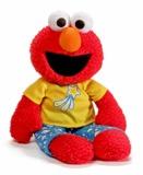 Sesame Street: Elmo PJ Pal Plush Toy