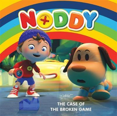 Noddy Toyland Detective: The Case of the Broken Game by Enid Blyton