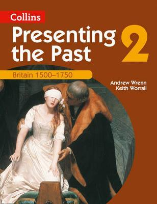 Britain 1500-1750 by Andrew Wrenn