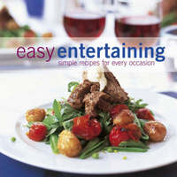 Easy Entertaining by Sharon Ashman image