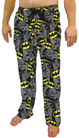 Batman: Exploded All Over Print Sleep Pants (2XL)