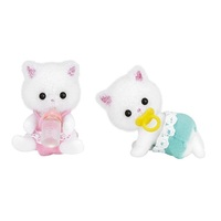 Sylvanian Families: Persian Cat Twins image