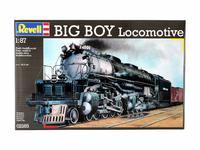 Revell: 1/87 Big Boy Locomotive - Model Kit