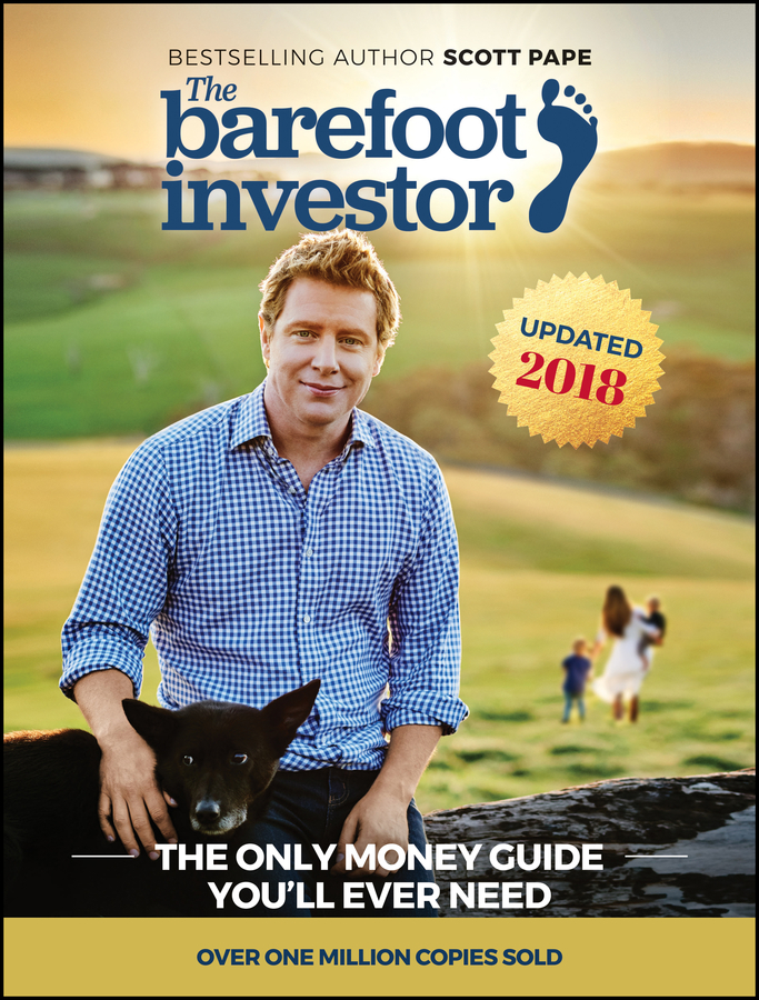 The Barefoot Investor by Scott Pape image