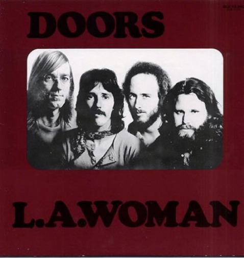 LA Woman (LP) by The Doors image