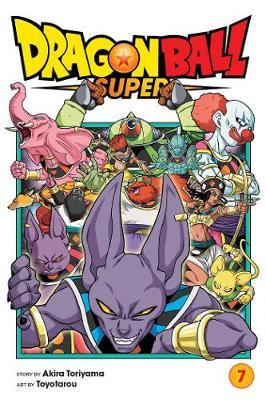 Dragon Ball Super, Vol. 7 by Akira Toriyama