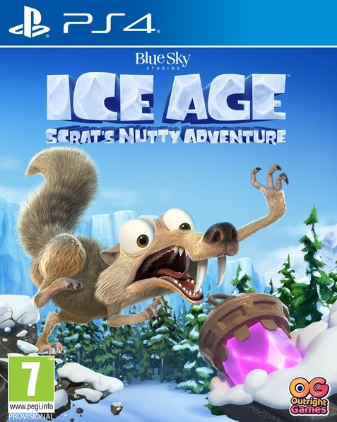 Ice Age: Scrat's Nutty Adventure for PS4