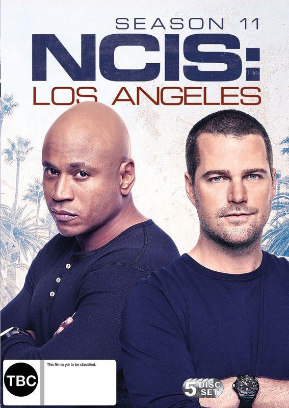 NCIS: Los Angeles - Season 11 on DVD
