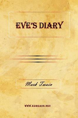 Eve's Diary by Mark Twain ) image