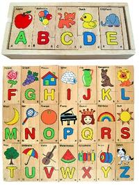 Fun Factory - Alphabet Puzzle