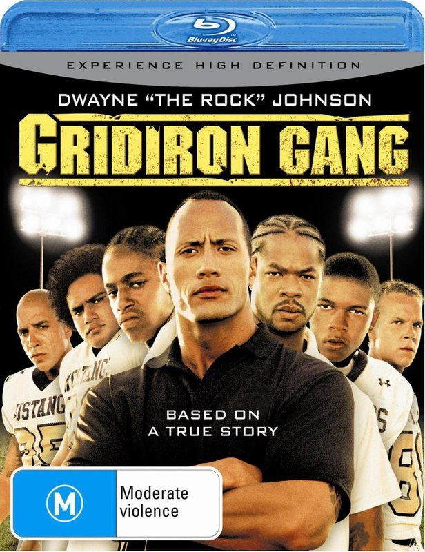 Gridiron Gang on Blu-ray