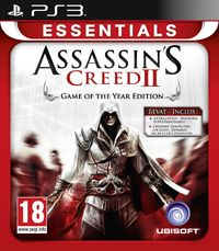 Assassin's Creed II - Game of the Year edition (PS3 Essentials) for PS3 image