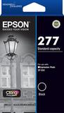 Epson Claria Ink Cartridge 277 (Black)
