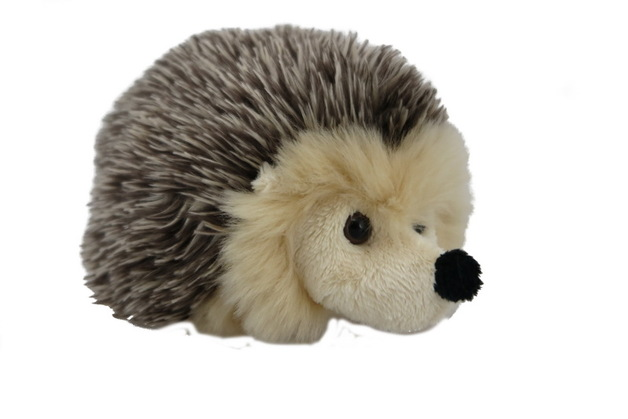 Haylee Hedgehog Lying Small - 16 cm