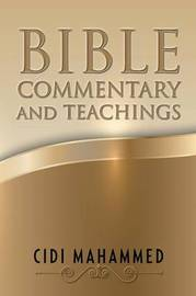 Bible Commentary and Teachings by Cidi Mahammed