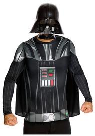Star Wars: Darth Vader Costume Top & Mask (Large)