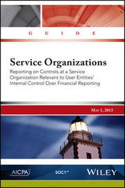 Service Organizations by Aicpa