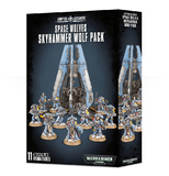 Warhammer 40,000 Space Wolves Skyhammer Wolf Pack