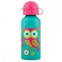 Stephen Joseph Stainless Steel Water Bottle - Owl