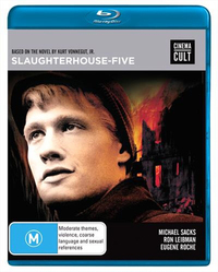 Slaughterhouse Five on Blu-ray