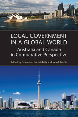 Local Government in a Global World by Emmanuel Brunet-Jailly image