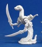 Dark Heaven Bones - Snakeman Warrior