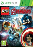 LEGO Marvel Avengers for Xbox 360