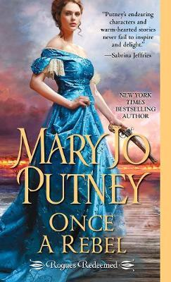 Once a Rebel by Mary Jo Putney image