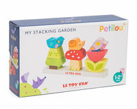 Le Toy Van: Petilou - My Stacking Garden