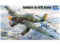 Trumpeter - 1/35 Junkers Ju-87A Stuka - Model Kit