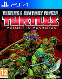 Teenage Mutant Ninja Turtles: Mutants in Manhattan for PS4