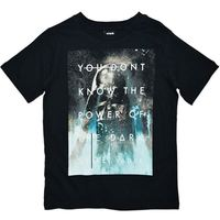 Star Wars T-Shirt with Darth Vader Print - Size 16